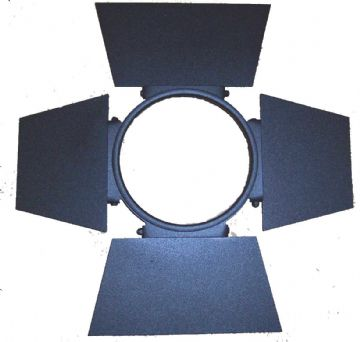 CCT Minuette Z0043 four leaf barndoor for Fresnel or PC